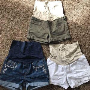 Pants - MATERNITY shorts (3)